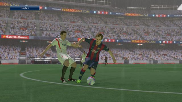 PES 2015 TUN Makers Patch 2.0 Screenshot by http://jembersantri.blogspot.com