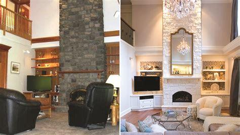 living room makeovers interior designers share
