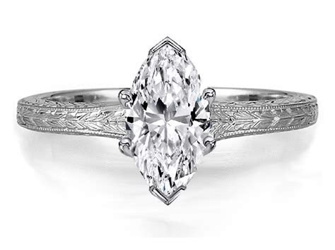 Solitaire   Engagement Rings from MDC Diamonds NYC