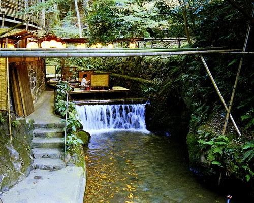 Kamogawa River Restaurant