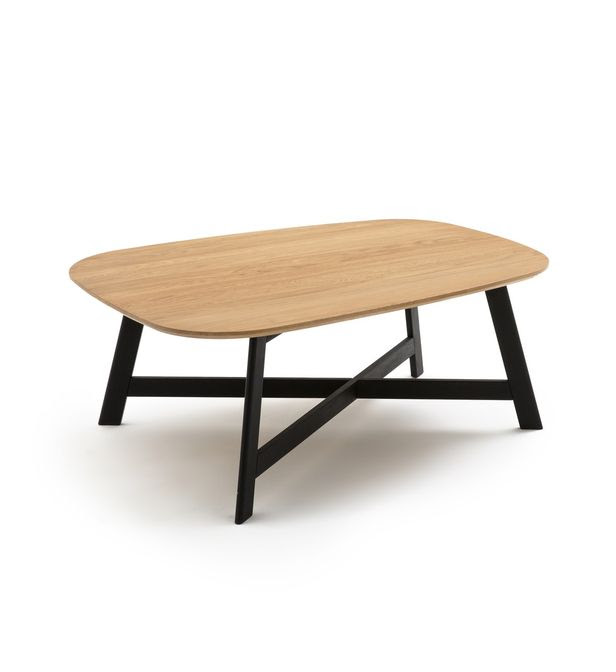 Table Basse Plateau Frêne Lora