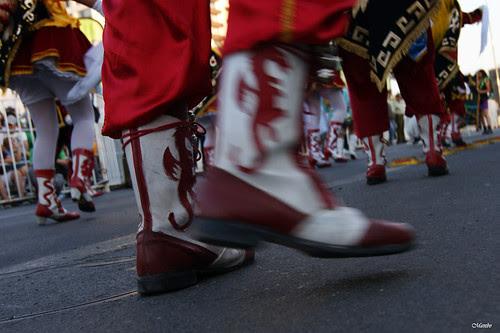 Carnaval 112 años de La Florida. by Alejandro Bonilla