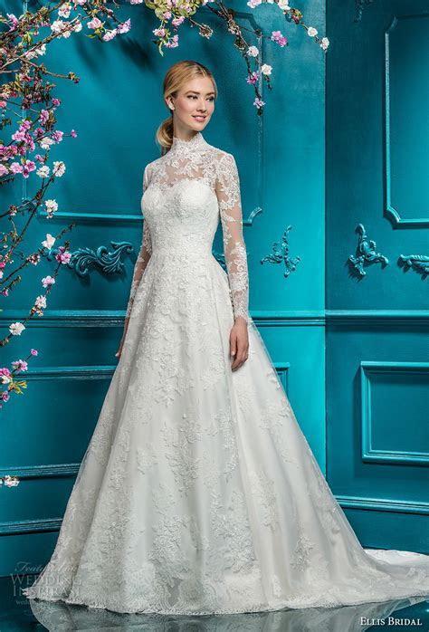 Ellis Bridals 2018 Wedding Dresses ? ?Dusk? Bridal