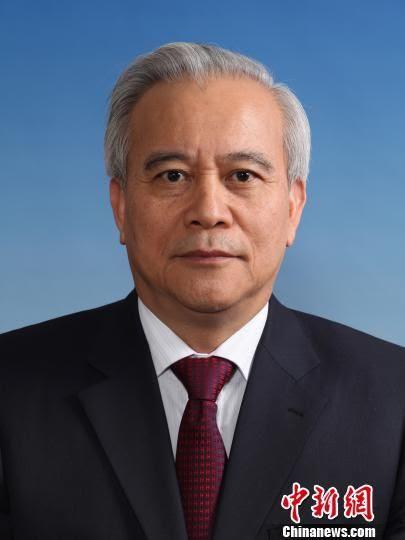 王钦敏当选全国工商联主席。