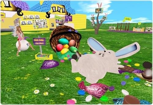 Day 74 - Easter Town