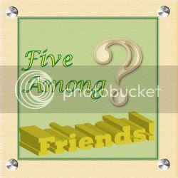 Five Among Friends