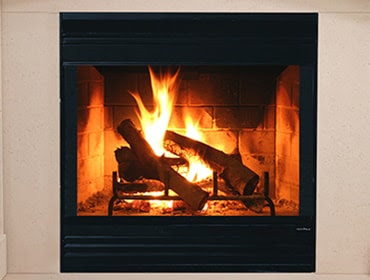 Wood Burning Fireplaces Heat Glo