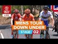Vídeo resumen de la 2ª etapa del Santos Tour Down Under 2020