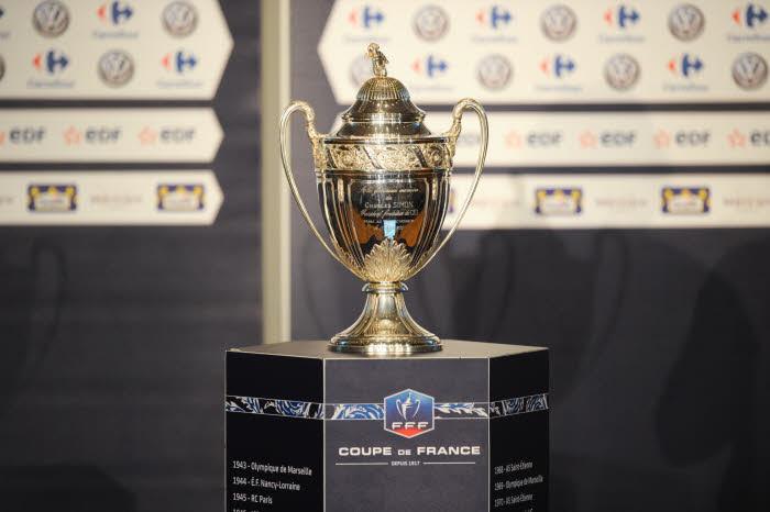 Coupe de France 2019 : Résultats du 1er tour   FOOTISERE.COM