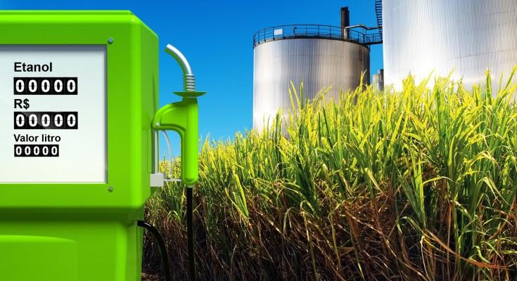 Resultado de imagem para usina etanol álcool nordeste