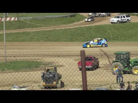 Brushcreek Motorsports Complex | 5/8/21 | Diamond Cut Lawn Care Battle For The Belt Heat 2