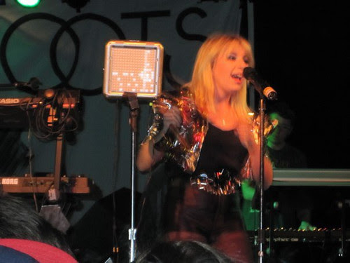 Little Boots at the Glasshouse