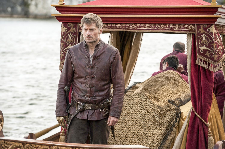 Jaime llega a Desembarco del Rey