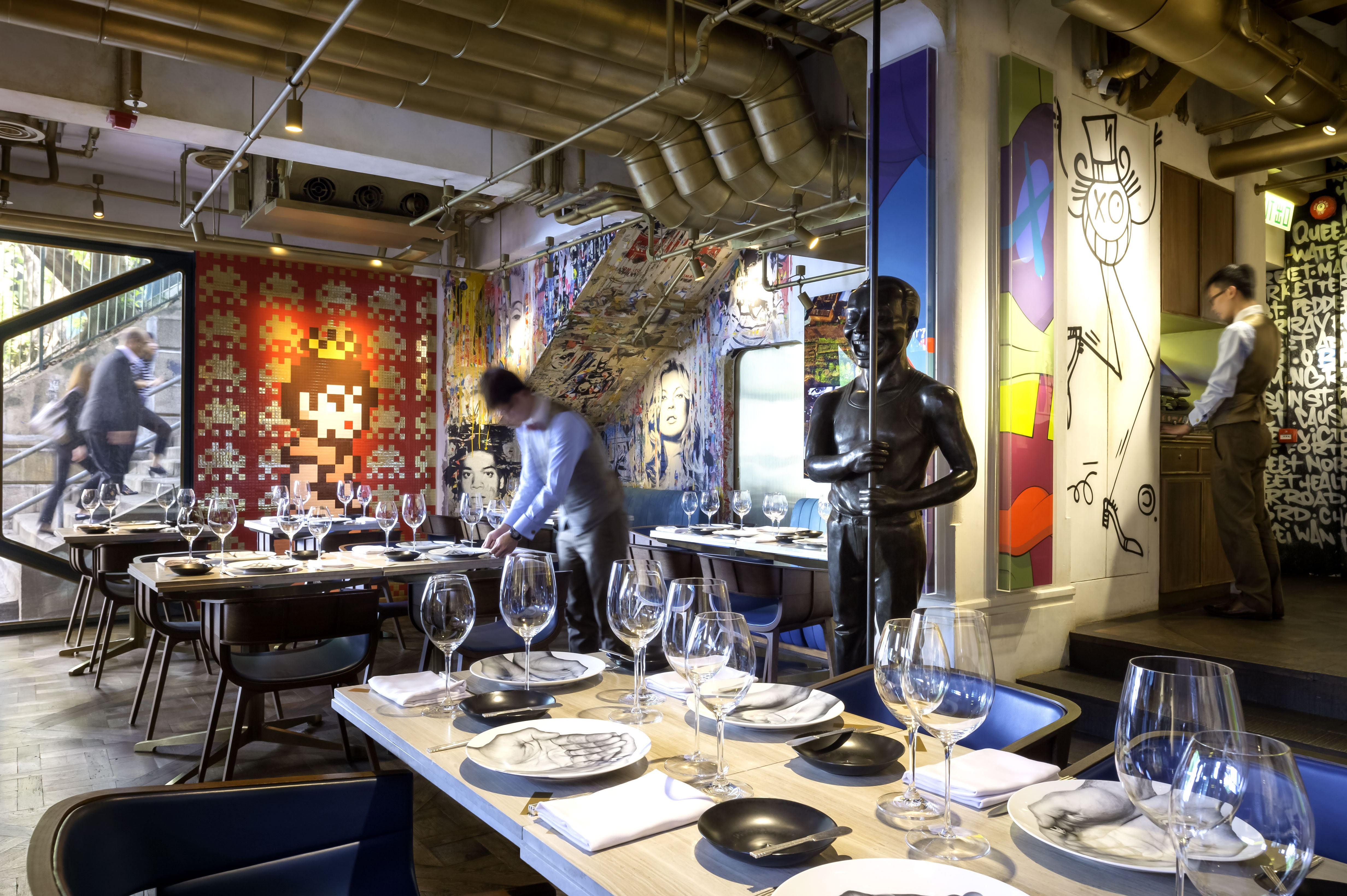 These 8 Restaurants Feature Amazing Art by the Likes of ...