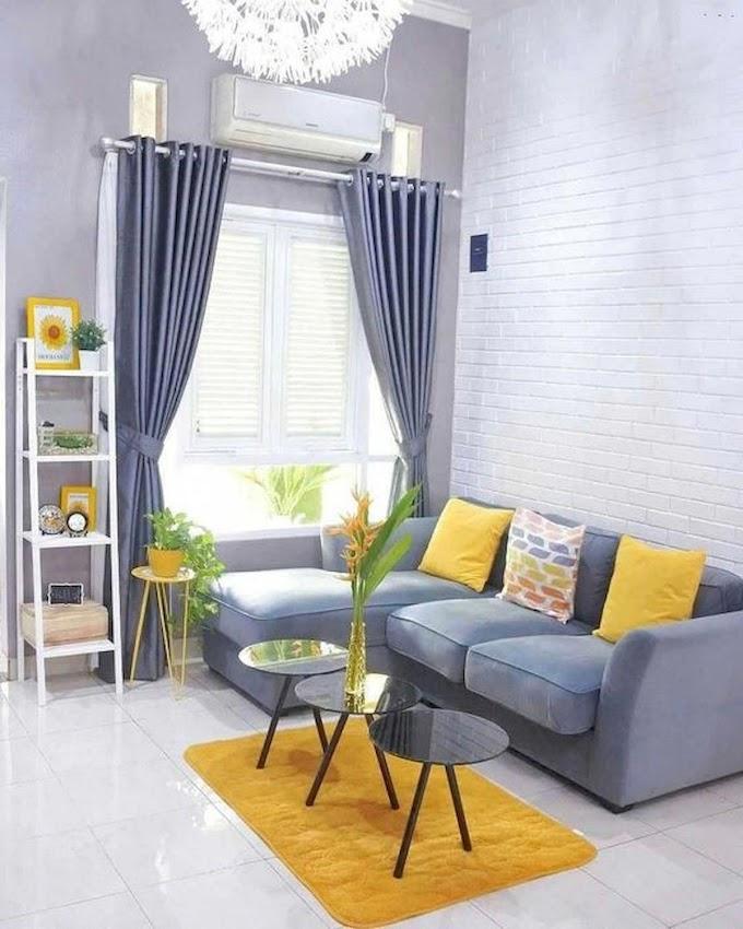 Konsep Ruang Tamu Kecil   Ide Rumah Minimalis