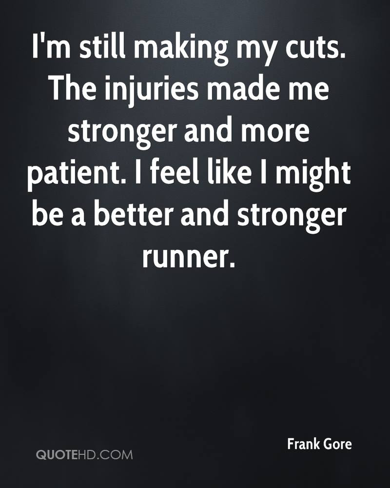 Frank Gore Quotes Quotehd