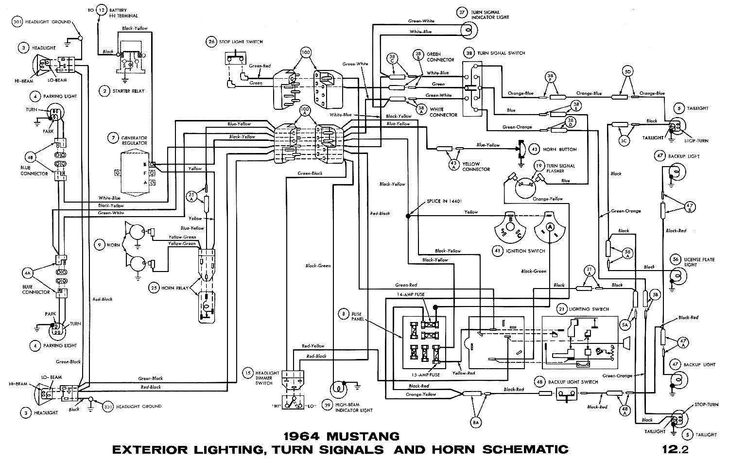 67 Mustang Dash Wiring Diagram Wiring Diagram For Garage Uk For Wiring Diagram Schematics
