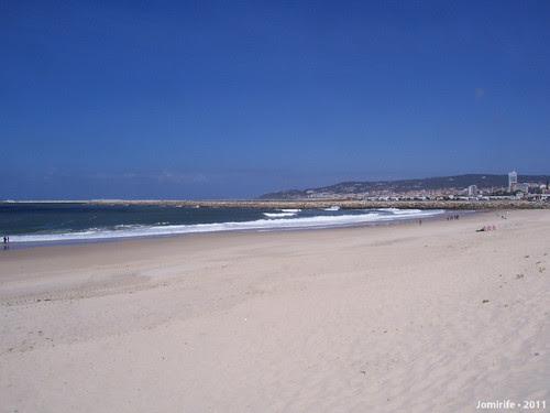 Figueira da Foz: Praia do Cabedelo - 2011/06/18