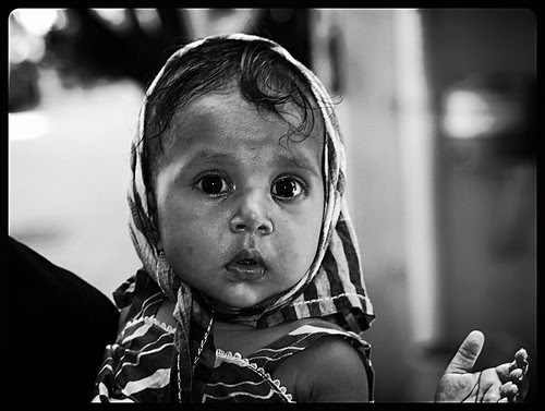 The Muslim Beggar Child .. Mama Hear Me by firoze shakir photographerno1