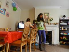 H13 birthday party