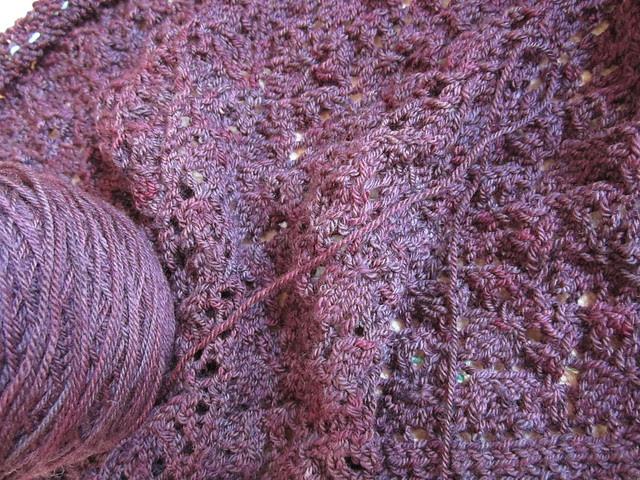 purple spaghetti! Spriteling WIP 003