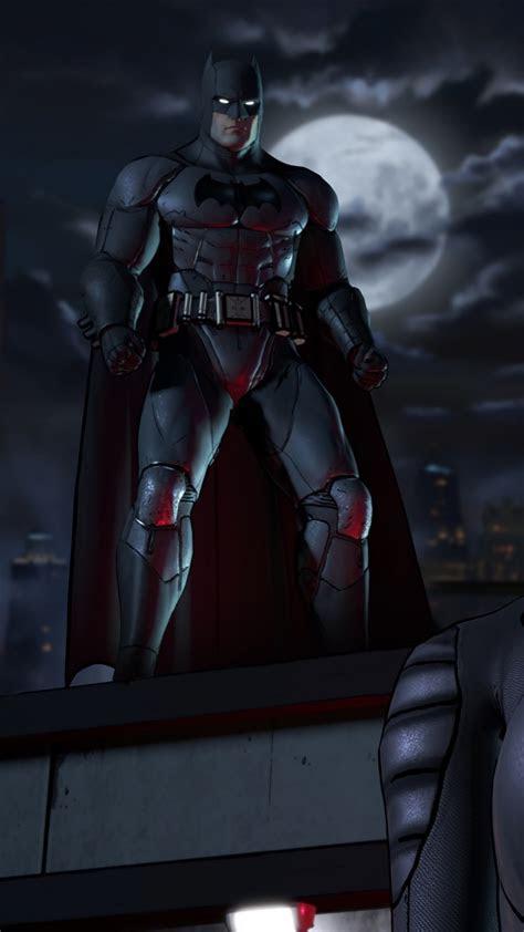 wallpaper batman  telltale series batman catwoman