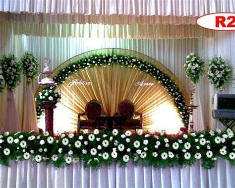 wedding stage in kerala   Decorations   Wedding stage