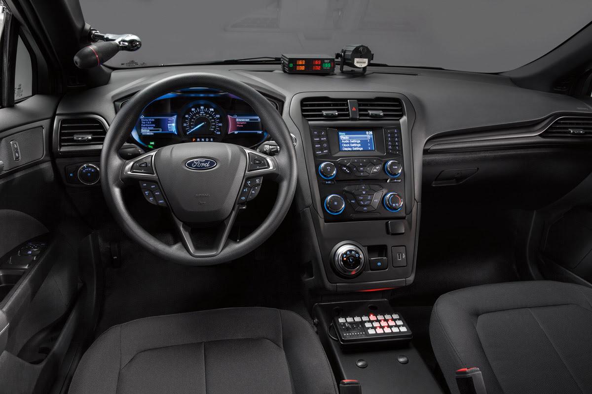 First Look: Ford Police Responder Hybrid - TestDriven.TV