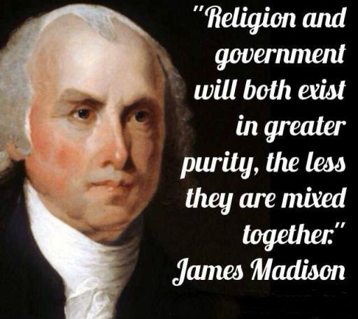 Quotes About Religion In Government 109 Quotes