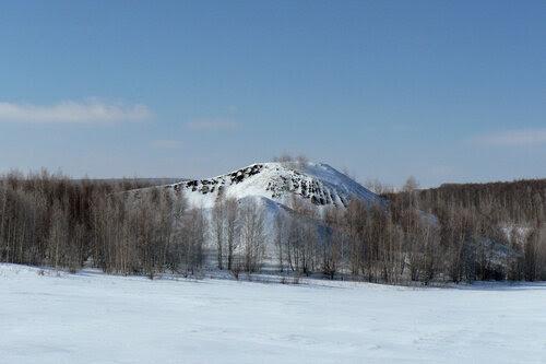Неизвестная шахта в окрестностях пос. Комсомольский