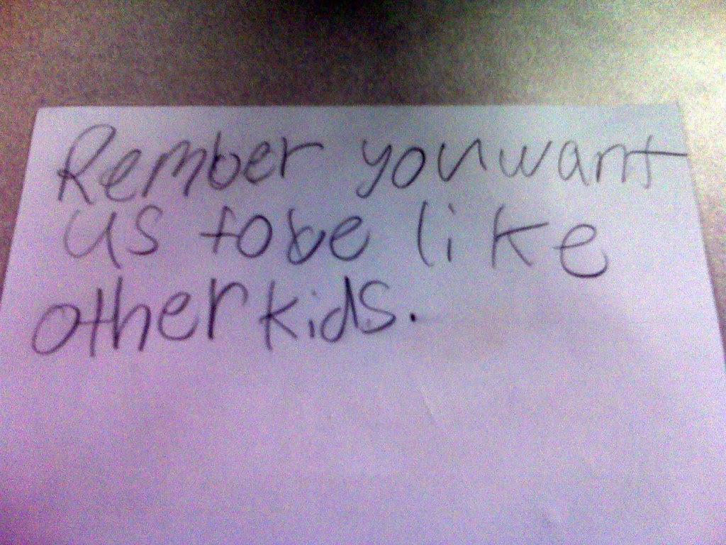 Boys Notes