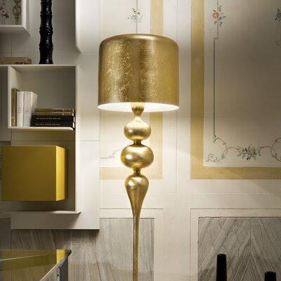Masiero Deco 4 Light Floor Lamp   AllModern