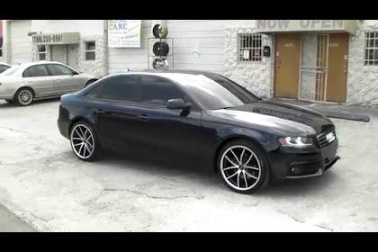 2010 Audi A4 Rims