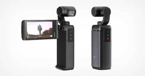 Moza Launches Pocket-Sized 4K Camera, Challenges the DJI Pocket 2