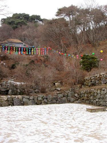 Seokguram winter