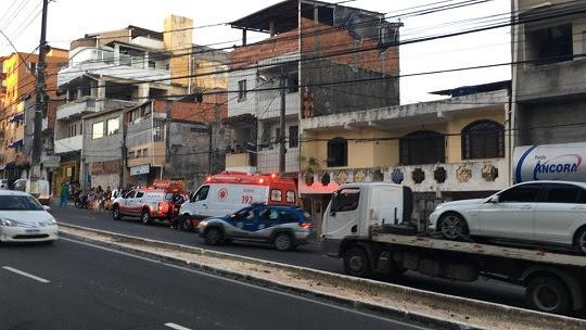 Foto: Eduardo Oliveira/TV Bahia