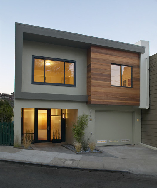 18 AweInspiring Modern Home Exterior Designs That Look Casual