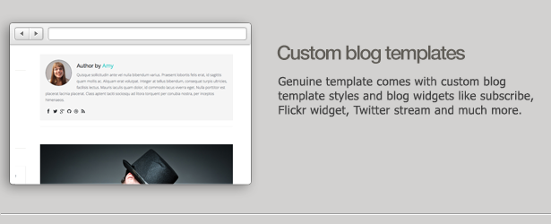 responsive html5 theme 2014