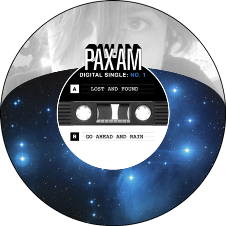 Ryan Adams Pax.Am Digital Single #1