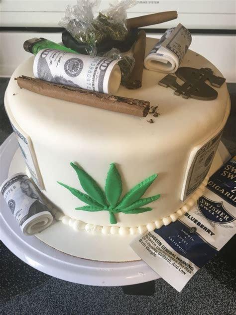 Weed Cake   Birthday Cakes   Pinterest   Cake, Birthdays