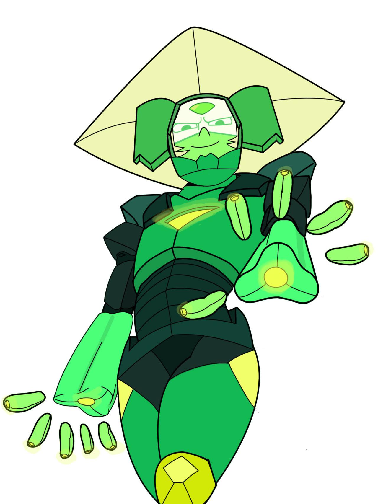 Iron gem