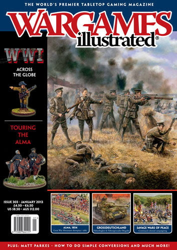 Wargames Illustrated Issue 303
