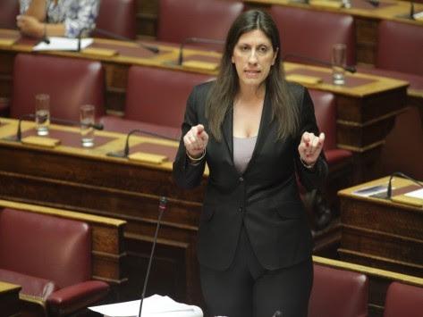 Κωνσταντοπούλου κατά πάντων για τα `γενέθλια` του ΣΥΡΙΖΑ: Πότε μας πούλησες Αλέξη;