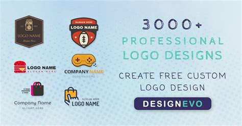 designevo  logo maker tool  mail signup required