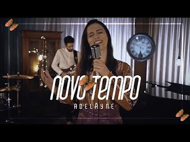 Adelãyne lança seu quarto clipe - Novo Tempo
