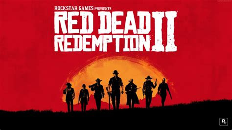 game red dead redemption  poster hd  wallpaper