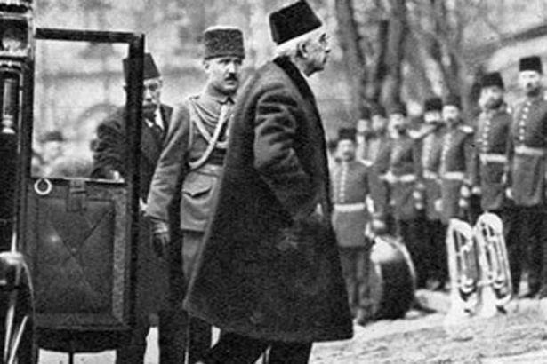 """Résultat de recherche d'images pour """"Mustafa Kemal'in notlarında Vahdettin: Aşağılık, yaratık…"""""""