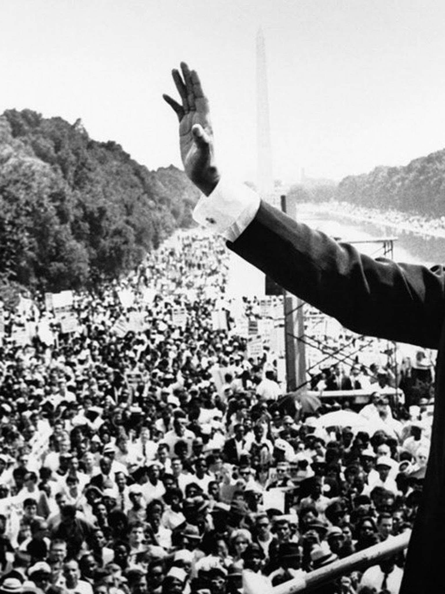 Martin Luther King Jr Hd Wallpaper For Desktop And Mobiles Retina