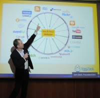 Jon Zack (Founder/CEO of EggZack) presented his signature seminar :