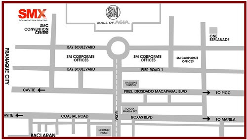 map SMX